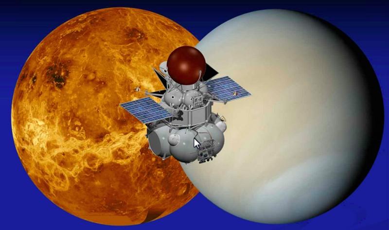 Русский аппарат «Венера-Д» пробудет наорбите планеты три года
