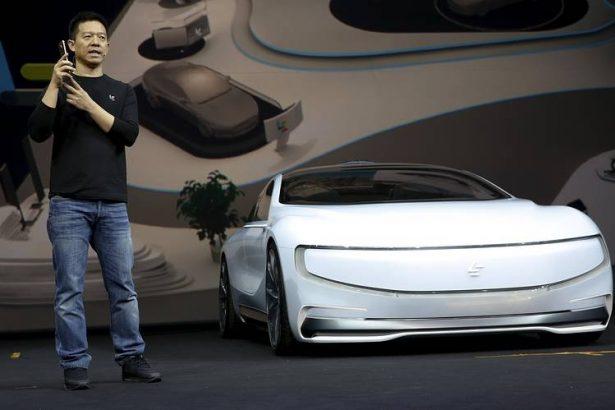 Компания LeEco рассчитывает выпустить беспилотный электромобиль