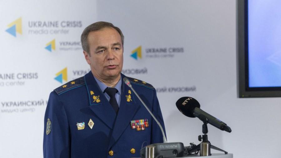 Украинский генерал поведал опланах нападения на РФ
