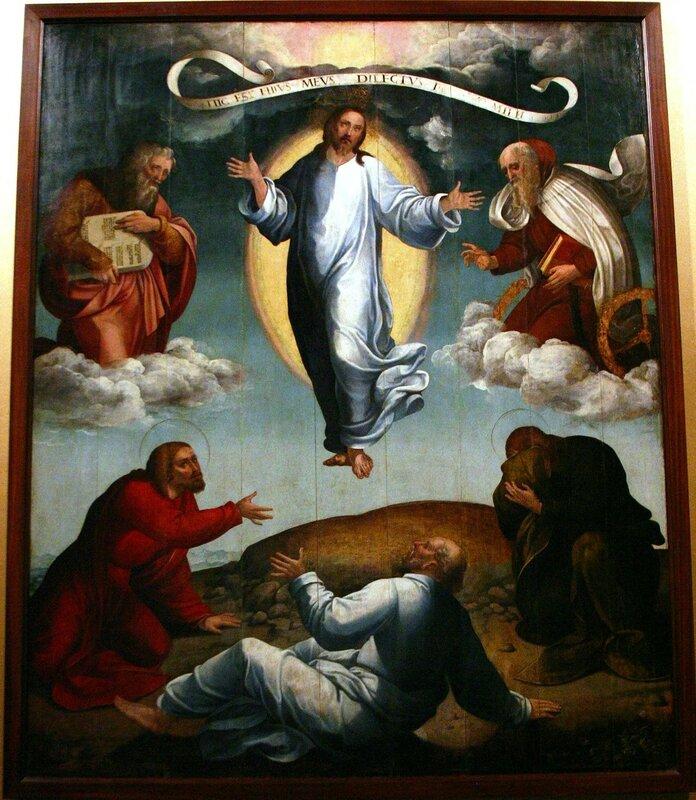 Transfiguration of Jesus Christ - Museu Nacional de Arte Antiga