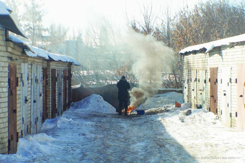 Кумыска, Саратов, 23 января 2017 года