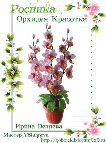 """Галерея работ творческой мастерской """"Орхидея Красотка"""" 0_12ea2e_28c3829d_L"""