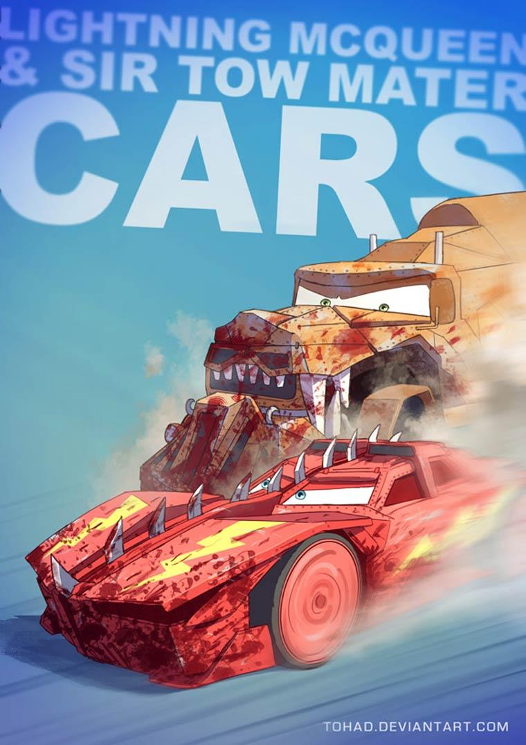 Badass Fanarts - 27 nouvelles illustrations explosives et un livre en preparation