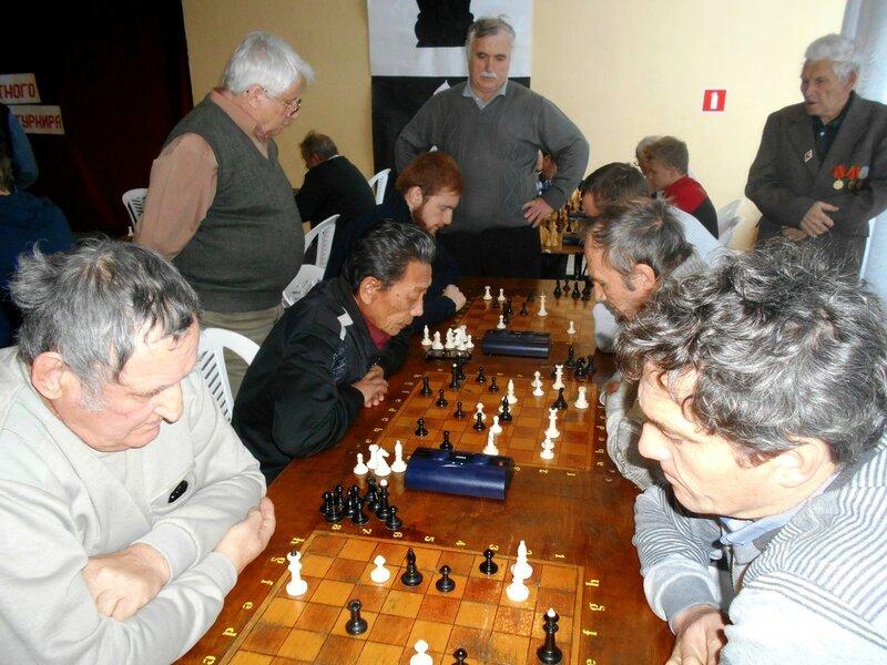 В борьбе, Шахматный турнир. Выселки. Декабрь 2016