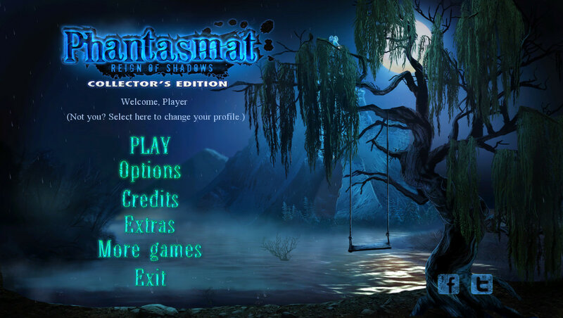 Phantasmat: Reign of Shadows CE