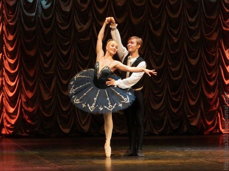 Гала-концерт Звезды балета Сибири