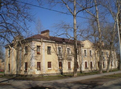 Павловская ул. 61к1
