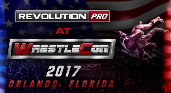 Post image of RevPro WrestleCon
