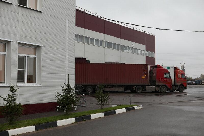 Кофейная фабрика Strauss