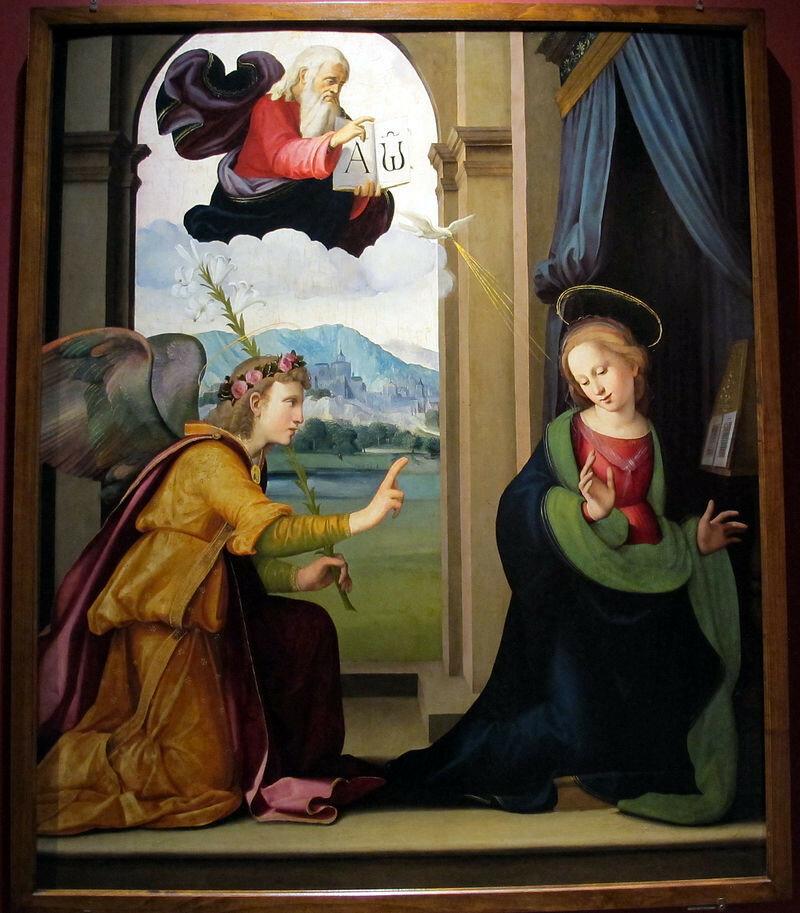 Ridolfo_del_ghirlandaio,_annunciazione,_1515_ca,_da_pieve_di_s__pietro_a_pitiana_(reggello)_01.JPG