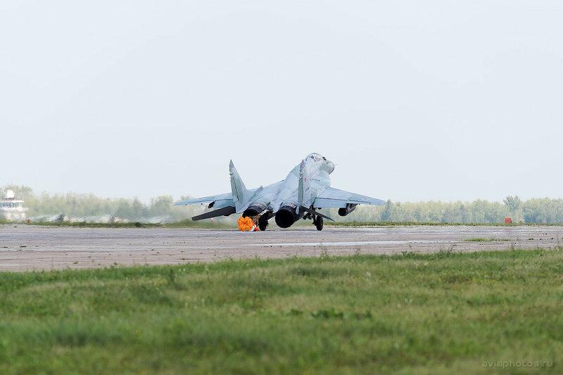 Микоян-Гуревич МиГ-29СМТ (RF-90846 / 22 синий) ВКС России 0290_D805650