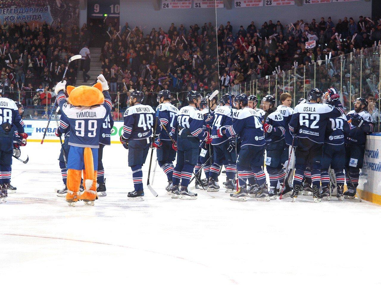 133 Первая игра финала плей-офф восточной конференции 2017 Металлург - АкБарс 24.03.2017