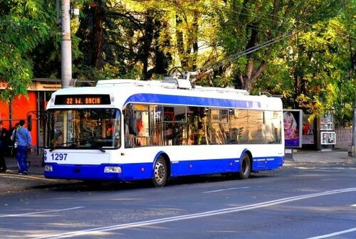 В Кишинёве планируют запустить ночной троллейбусный маршрут