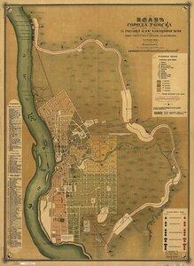 План города Томска, 1898 г.