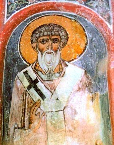 Святитель Трифиллий, Епископ Левкусии Кипрской.