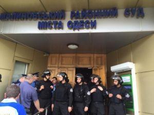 Одесский суд отпускал сепаратиста. Не получилось