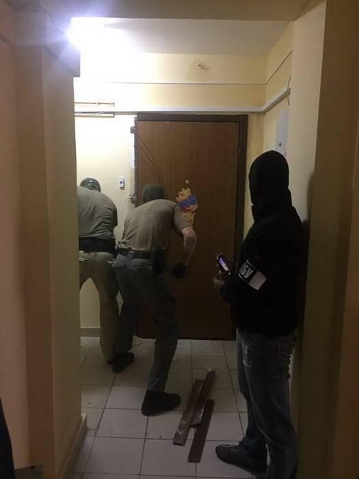 Банда наркоторговцев задержана в Киеве, - СБУ. ФОТОрепортаж