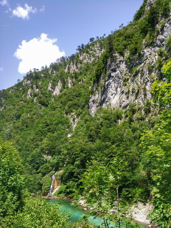 Дурмитор, Пивское озеро, Черное озеро - север Черногории