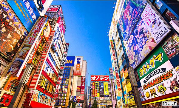 Квартал Акихабара - электронный рай Японии