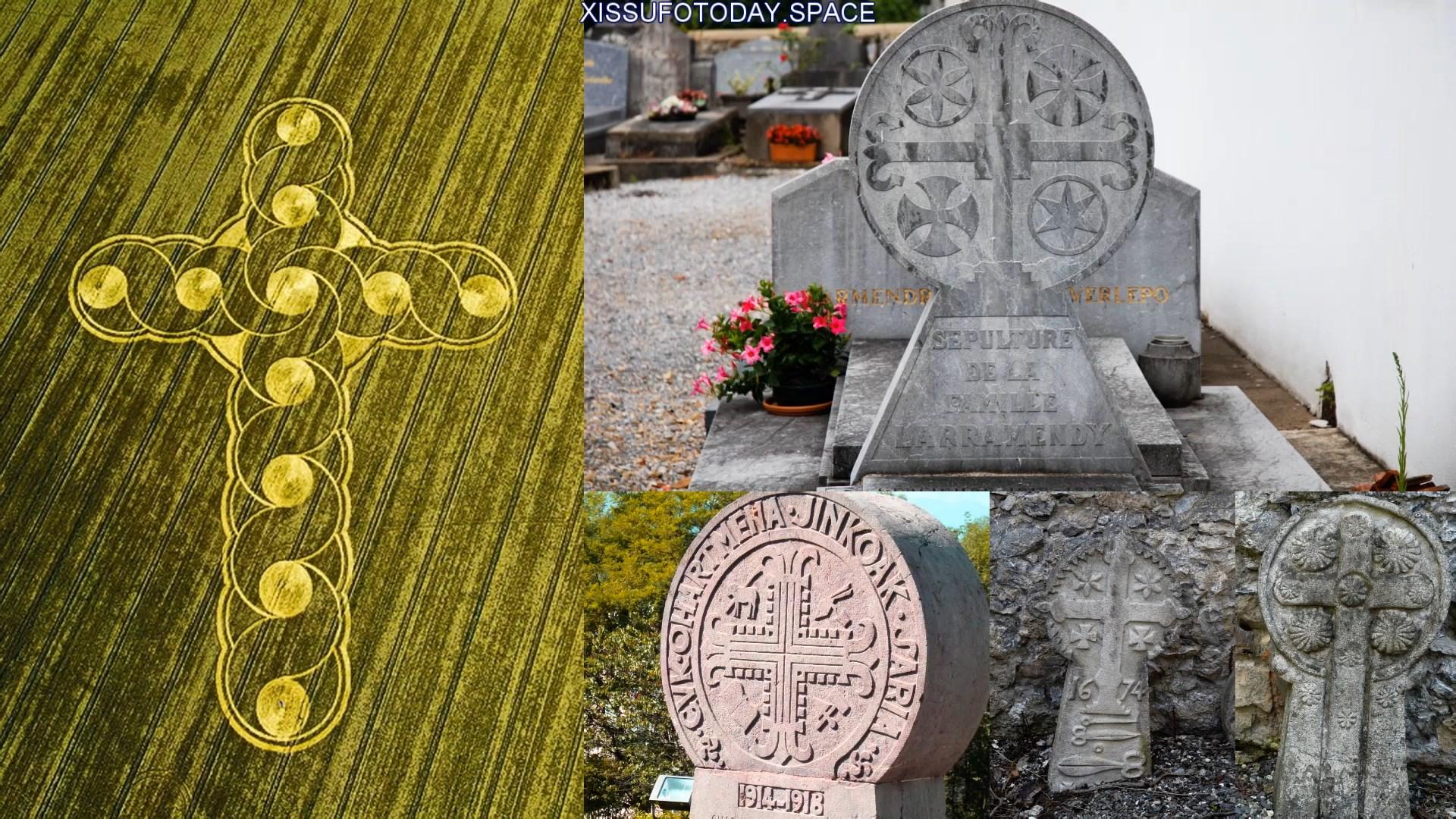 Crop circles and ancient symbols