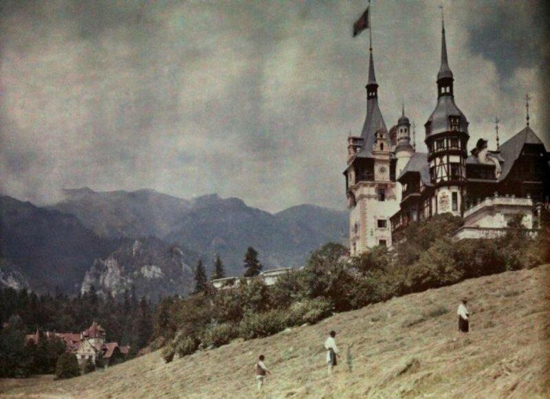 Межвоенная Румыния в цвете. 1930-е годы