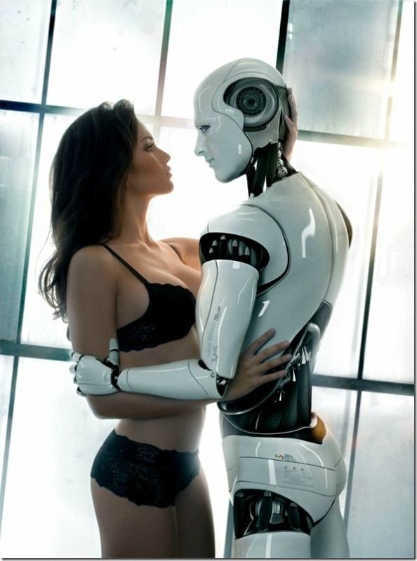 Ебля с механическими роботами фото 77-774