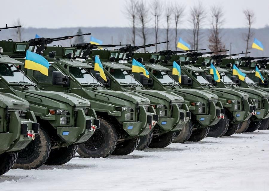 ВЛНР сообщили  оприбытии вДонбасс иностранных инструкторов для ВСУ