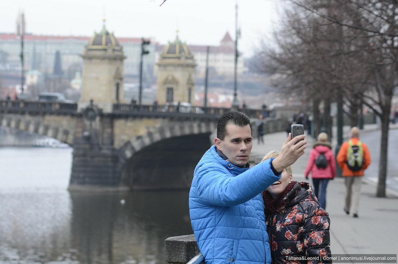 Парочки. Прага