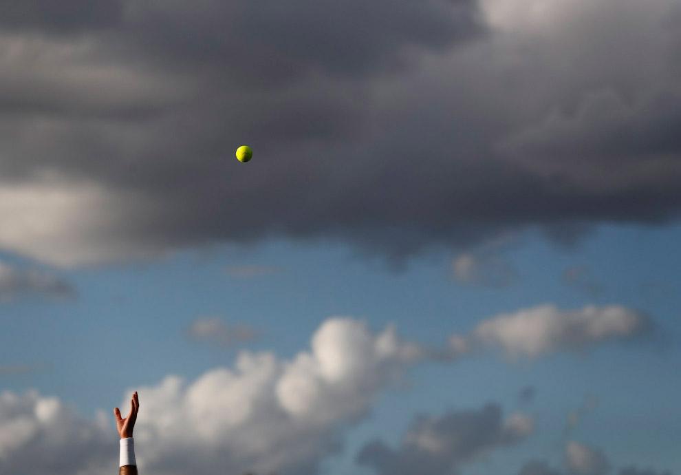 7. Японский профессиональный теннисист Кэй Нисикори. Самый успешный японский теннисист всех вре