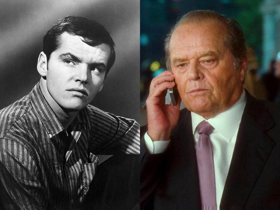 Джек Николсон: «Плакса-убийца» (1958) и «Как знать…» (2010).