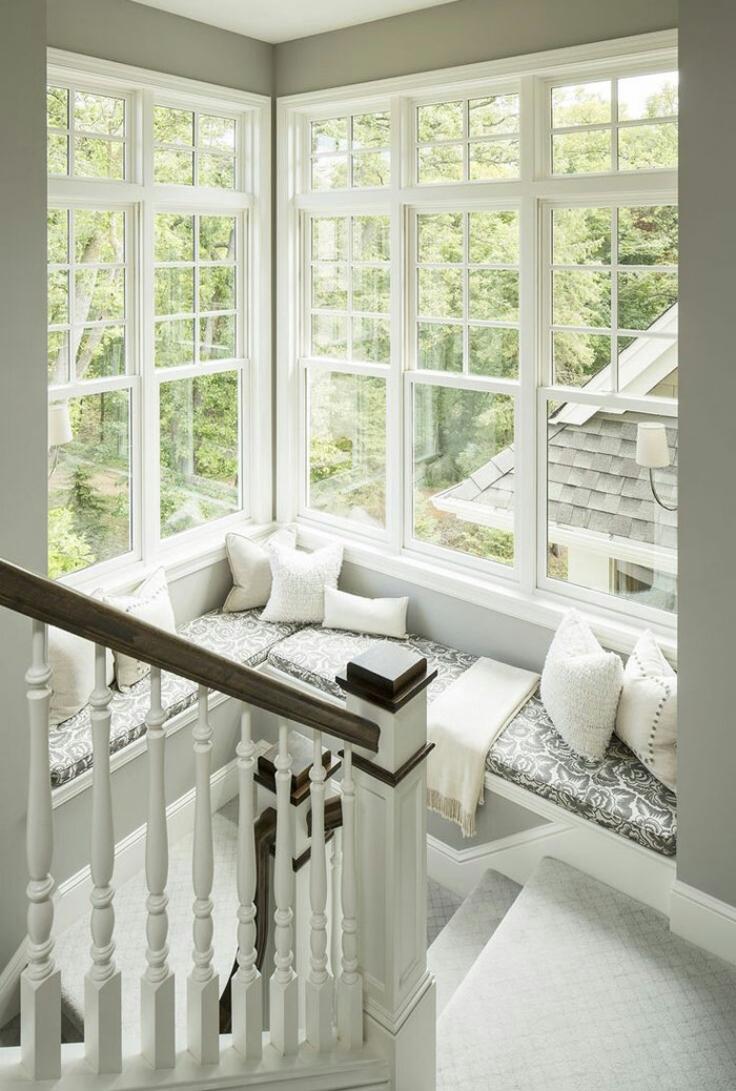 Идеальные места, чтобы удобно устроиться и почитать