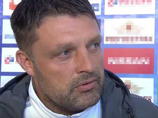 «Локомотив» утвердил отставку Игоря Черевченко