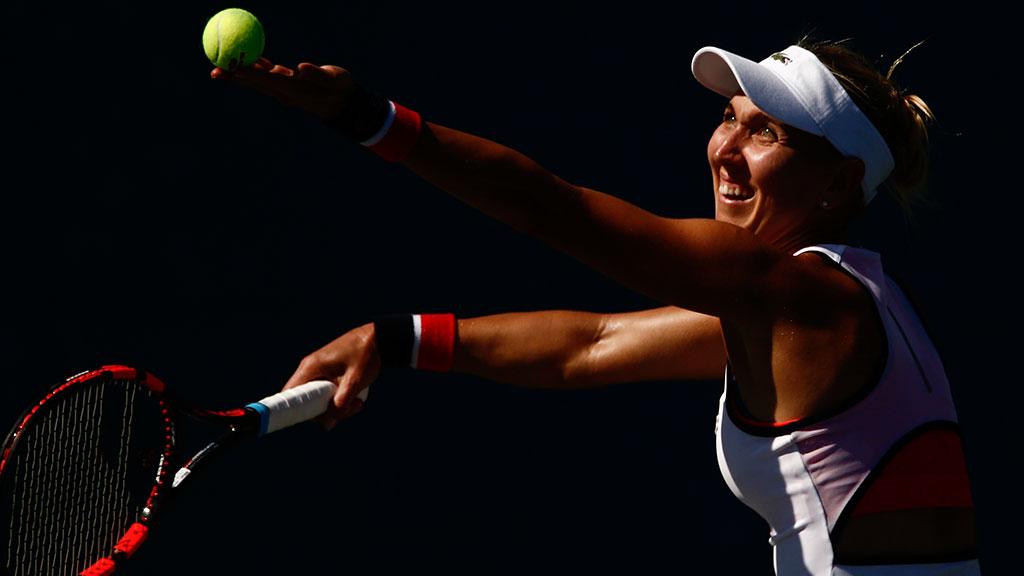 Павлюченкова вышла во 2-ой кругUS Open