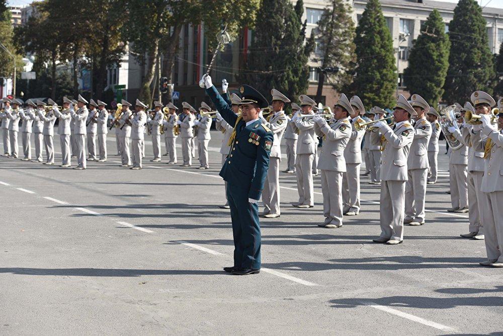 ВТаджикистане отмечают 25-летие национальной независимости