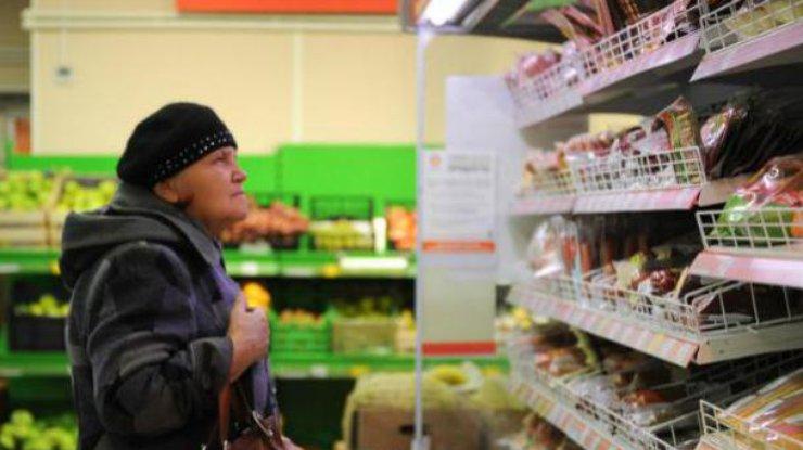 Цены напродукты летом снизились всего на0,3%