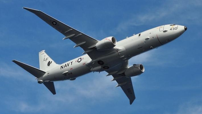 Самолет-разведчик ВМС США подлетел к русским базам вСирии