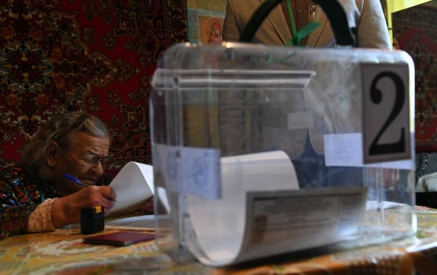 Кполудню явка навыборы в Государственную думу в столице превысила 8,3%