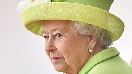 Погибла британская королева (СКРИНШОТ софициального сайта)