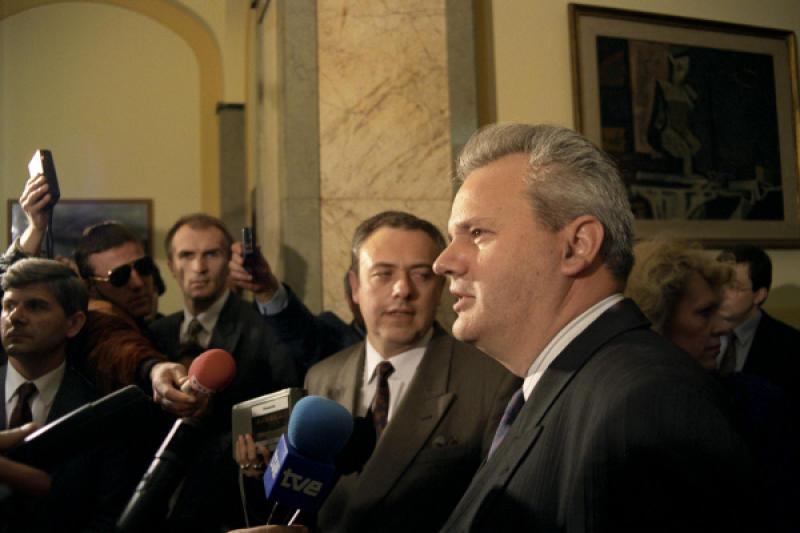 Политика специально отравили вГааге— доктор Милошевича