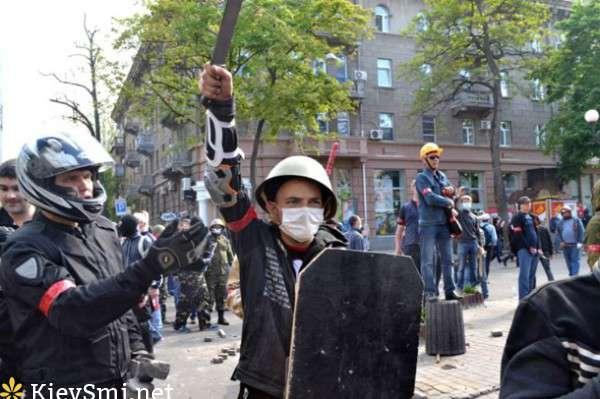 Милиция задержала подозреваемого поделу 2мая вОдессе— генпрокуратура