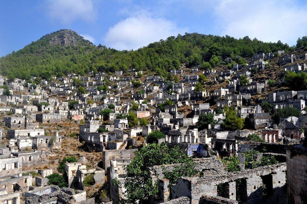 Каякой: греческий город-призрак в Турции