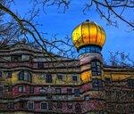 Под небом голубым ... есть город золотой ...