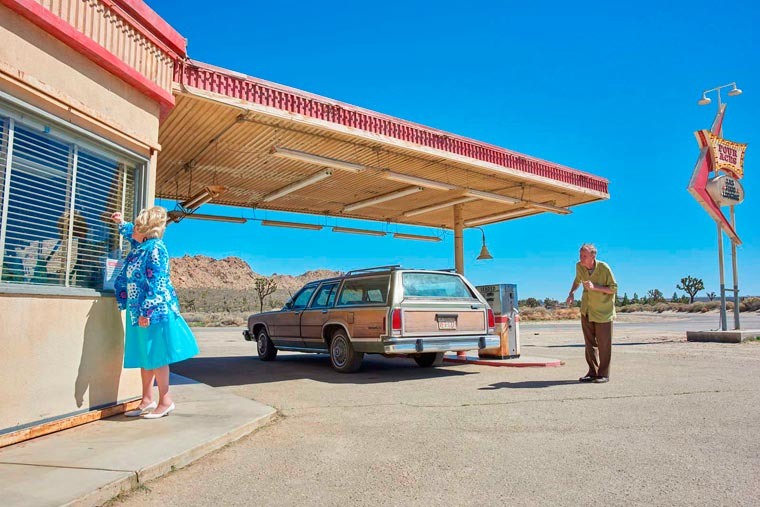Cinematic - Photographer Matt Henry pays tribute to the 1960s and 1970s