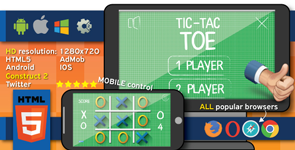 HTML5 game. Construct 2, android, IOS