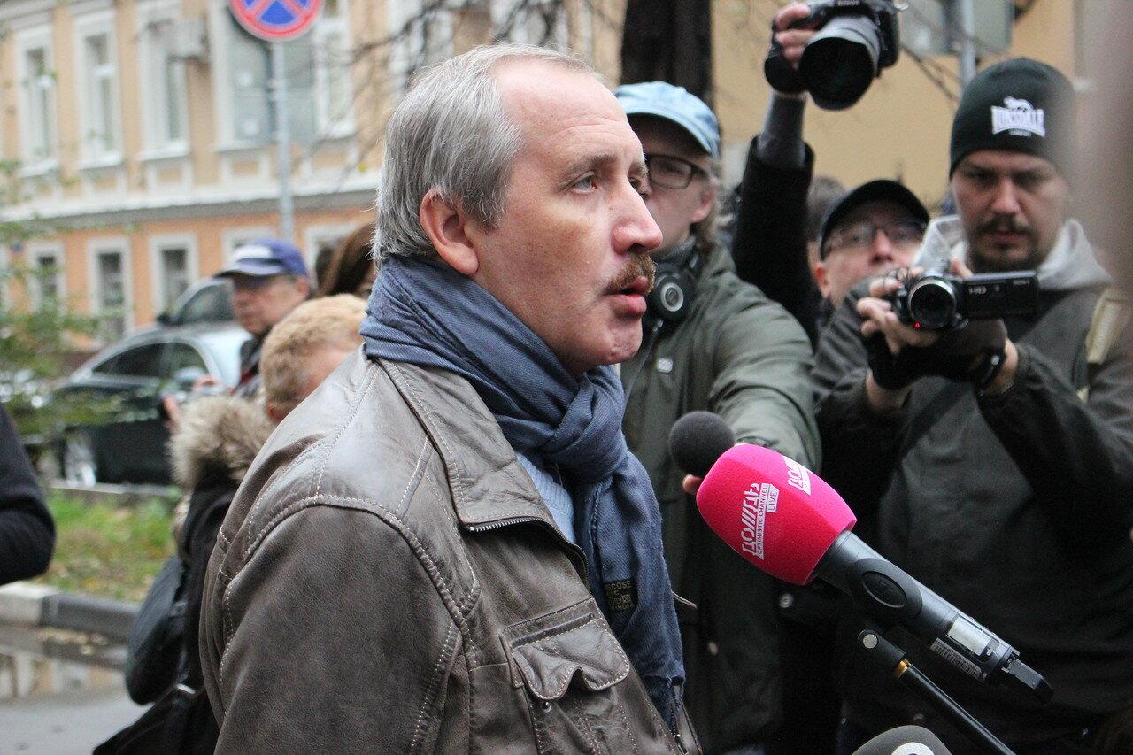 заместитель главного редактора издания Сергей Соколов