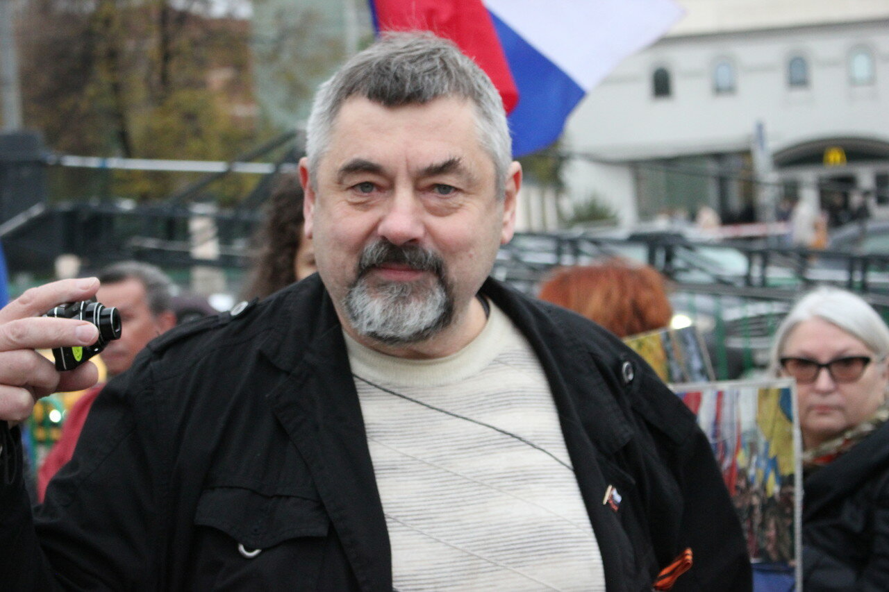 Околокремлевские радикалы