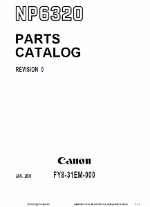 Инструкции (Service Manual, UM, PC) фирмы Canon - Страница 3 0_1b1790_bcfda168_orig