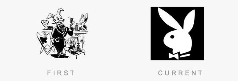 Confira como eram os primeiros logos de algumas marcas famosas.