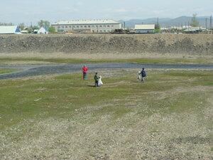 На территории сельского поселения «Дульдурга» проведены экологические акции «Всероссийский день посадки леса» и «Чистые берега» в рамках проведения Года экологии и года особо охраняемых природных территорий