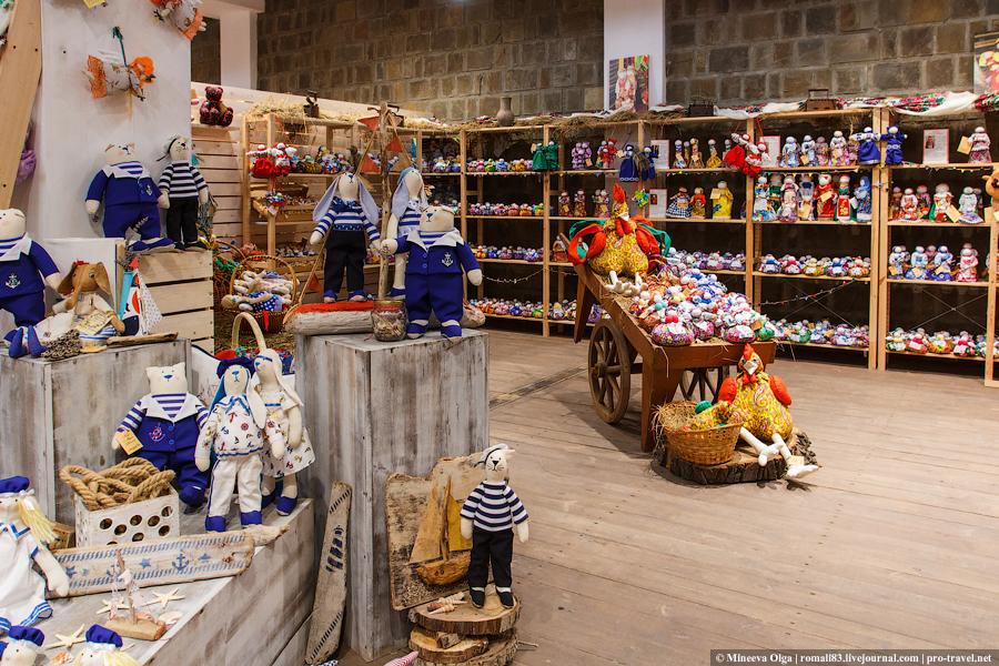 Арт-базар в Абрау-Дюрсо